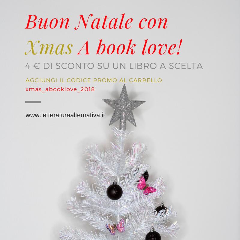 Buon Natale con Xmas A book love!